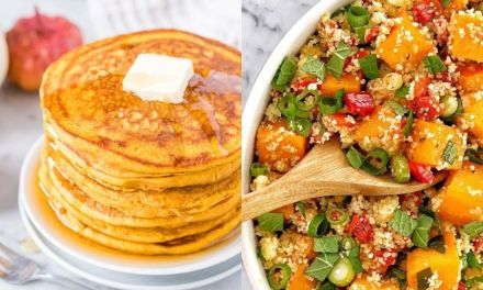 20 Healthy Pumpkin Recipes – Breakfast, Dinner & Dessert