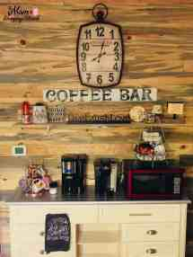 Joanna Gaines Coffee Bar