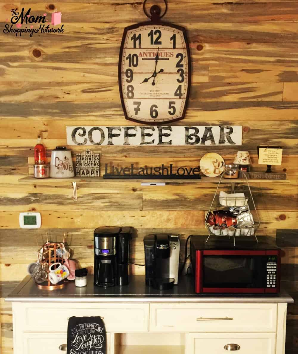 How to Create Your Own Coffee Bar at Home  The Mom