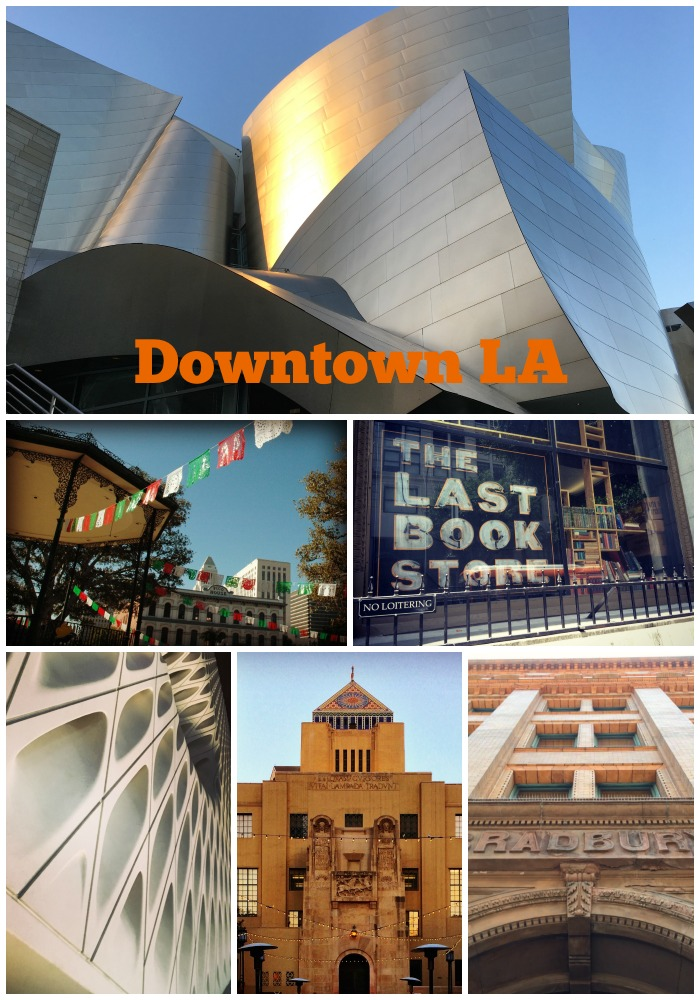 Best Places Eat Downtown La