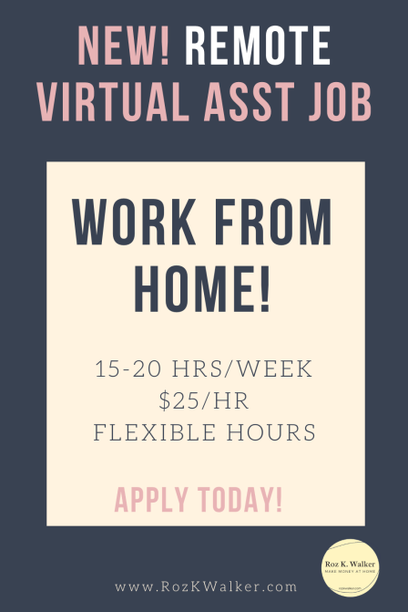 Find A Virtual Assistant Job With Legitimate Companies