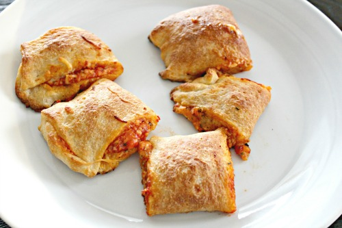 Cheese Pizza Rolls