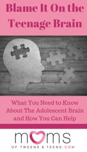 teenage brain development