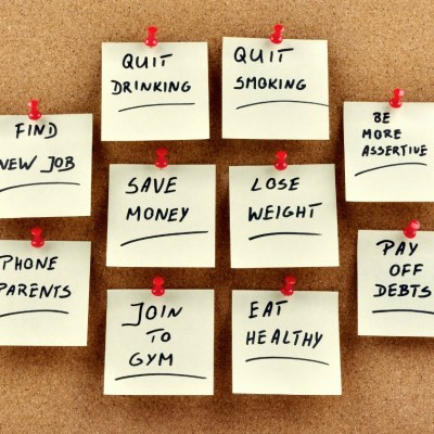 5 Tips to Make Your New Year's Resolutions Stick