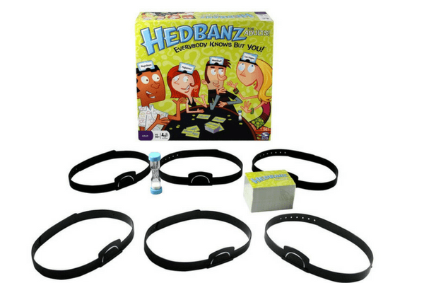 best family board games headbanz