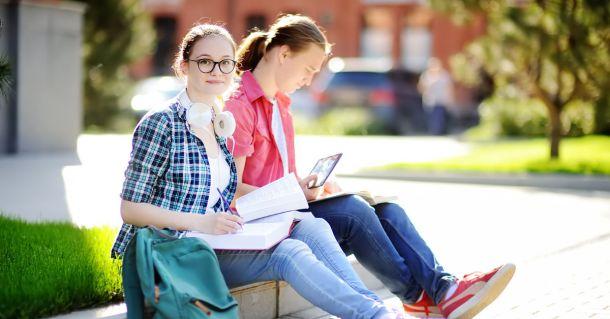back to school stress teen tween