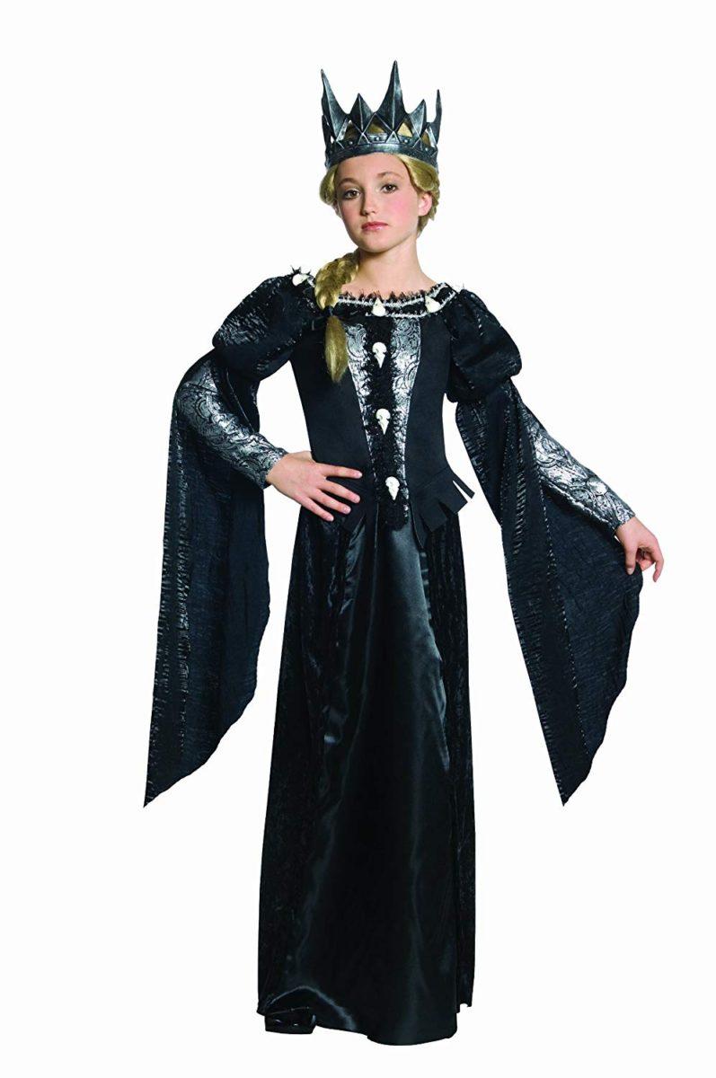 evil queen girl tween or teen costume