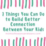 help kids don't get along