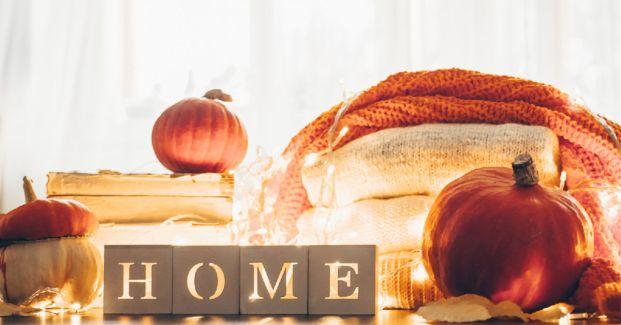 autumn fall home decor