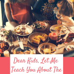 teach my child to be grateful and thankful