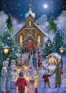 advent calendar religious