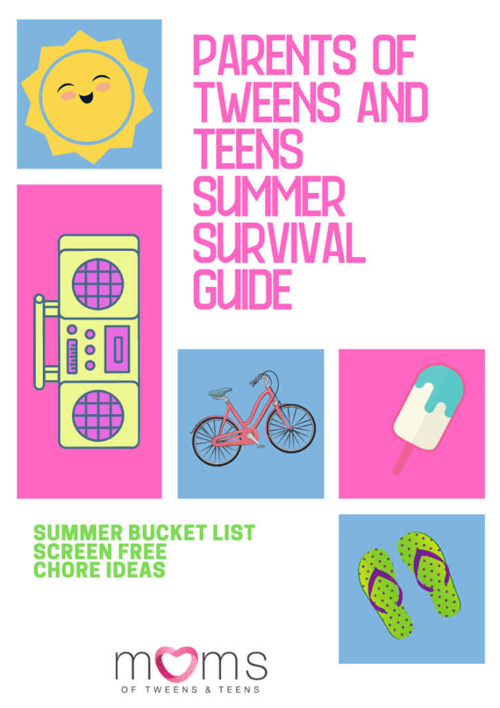 A Summer Bucket List To Have A Blast With Your Tween And Teens Moms Of Tweens And Teens