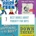 Puberty Books for Boys