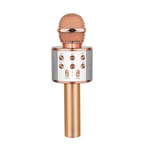 Rose Gold Microphone