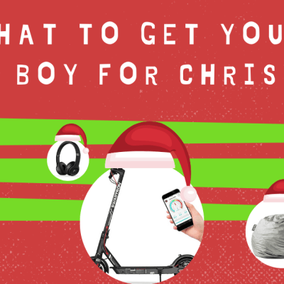 Showstopper Gifts – $100 and Up Teen Boy Gift Guide
