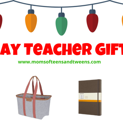 Teacher's Gifts! Save the Gift Cards and Get Something Special!