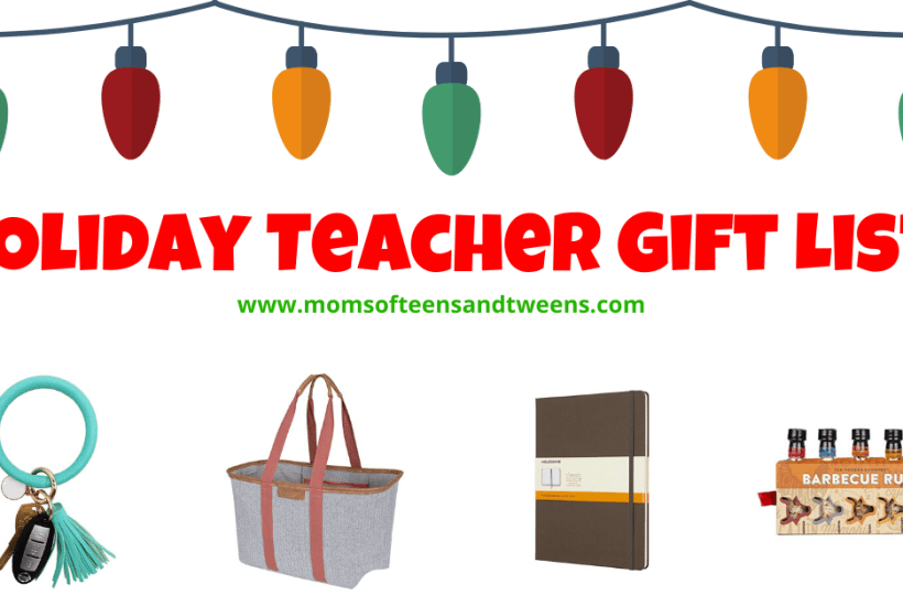 Holiday Teacher Gift List