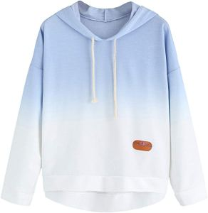 Spring Ombre Hoodie
