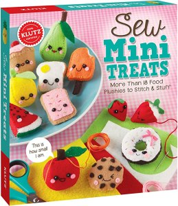 No Sew Mini Treats