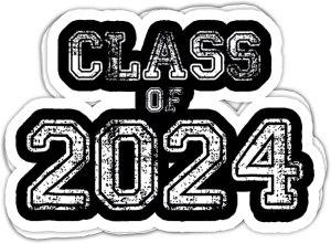 2024 Sticker