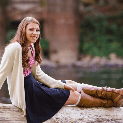 The Ache and Joy of Letting My Senior Go