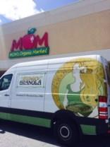 Michele's Granola at Timonium MD MOMs