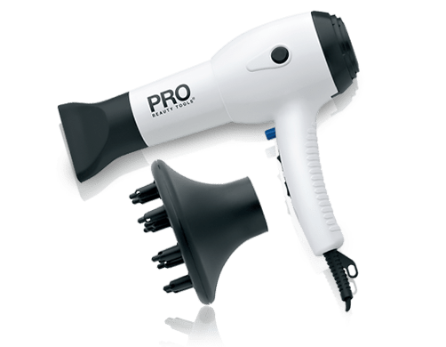 PRO Beauty Tools Professional Lightweight Hair Dryer Review  Mom Spark  Mom Blogger