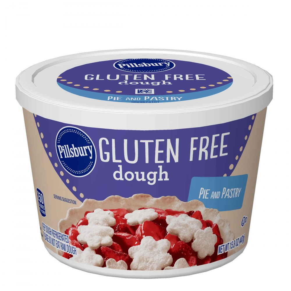MI Gluten Free Gal: Gluten Free Pillsbury Pie Crust