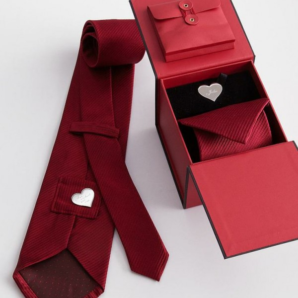 Image result for valentines day ties gift for him