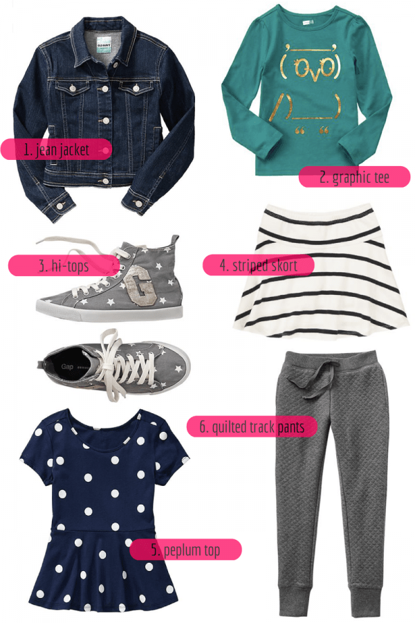 Cute Summer Outfits For School