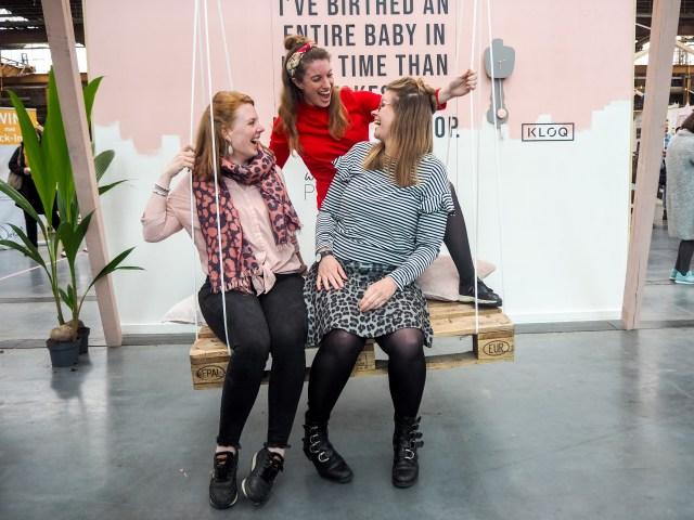 we are pregnant babybeurs momspiration zwangerschap