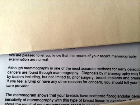 Annual Mammogram