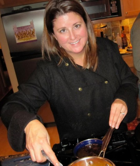 Lara Ritchie, Owner of Nothing To It Culinary Center
