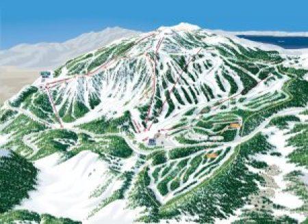 Top Family Friendly Ski Resort in Tahoe - Mt Rose