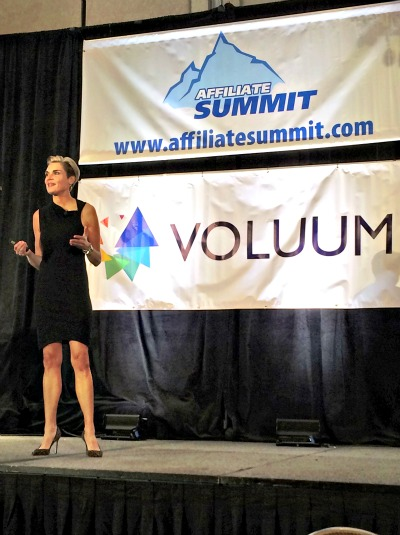 Kerri Pollard Keynote Speaker Affiliate Summit