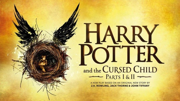Harry Potter and the Cursed Child - New Book