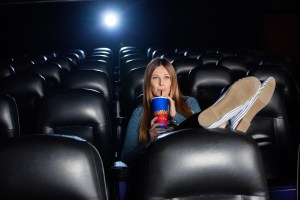 Are You a Badass Solo Moviegoer? – Going to the Movies Alone