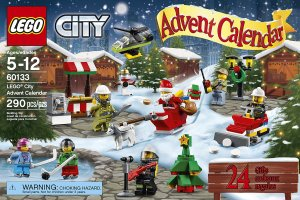Advent Calendars for Christmas 2016: LEGO, Disney and Fisher-Price