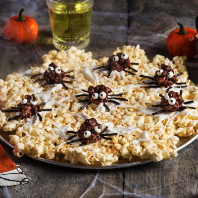 Spooky Halloween Popcorn Recipes – National Popcorn Month