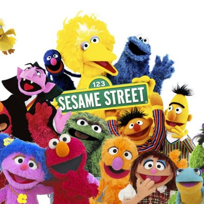 Sesame Street Day-Do you Know How to Get to Sesame Street?