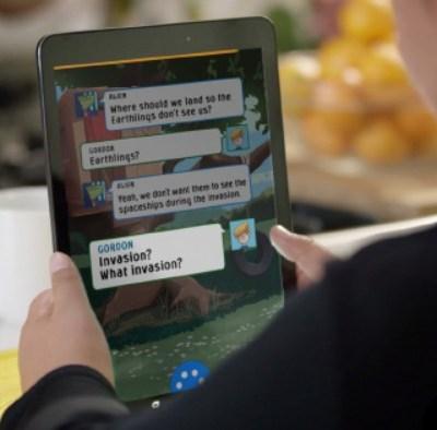 Amazon Rapids Reading App for Kids