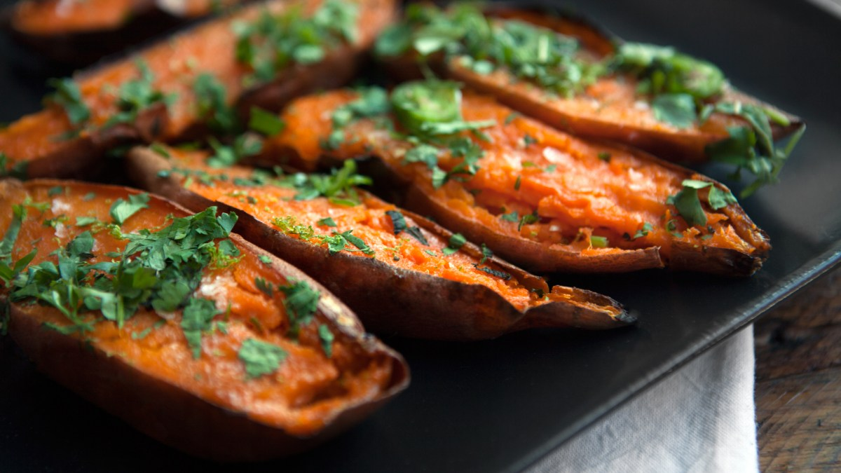 Sweet Potato Recipes Your Kids Will Love