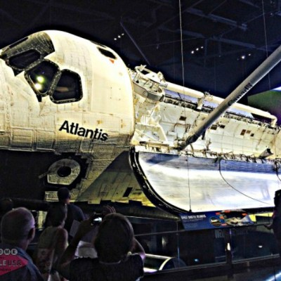 A Visit to Kennedy Space Center and Space Shuttle Atlantis