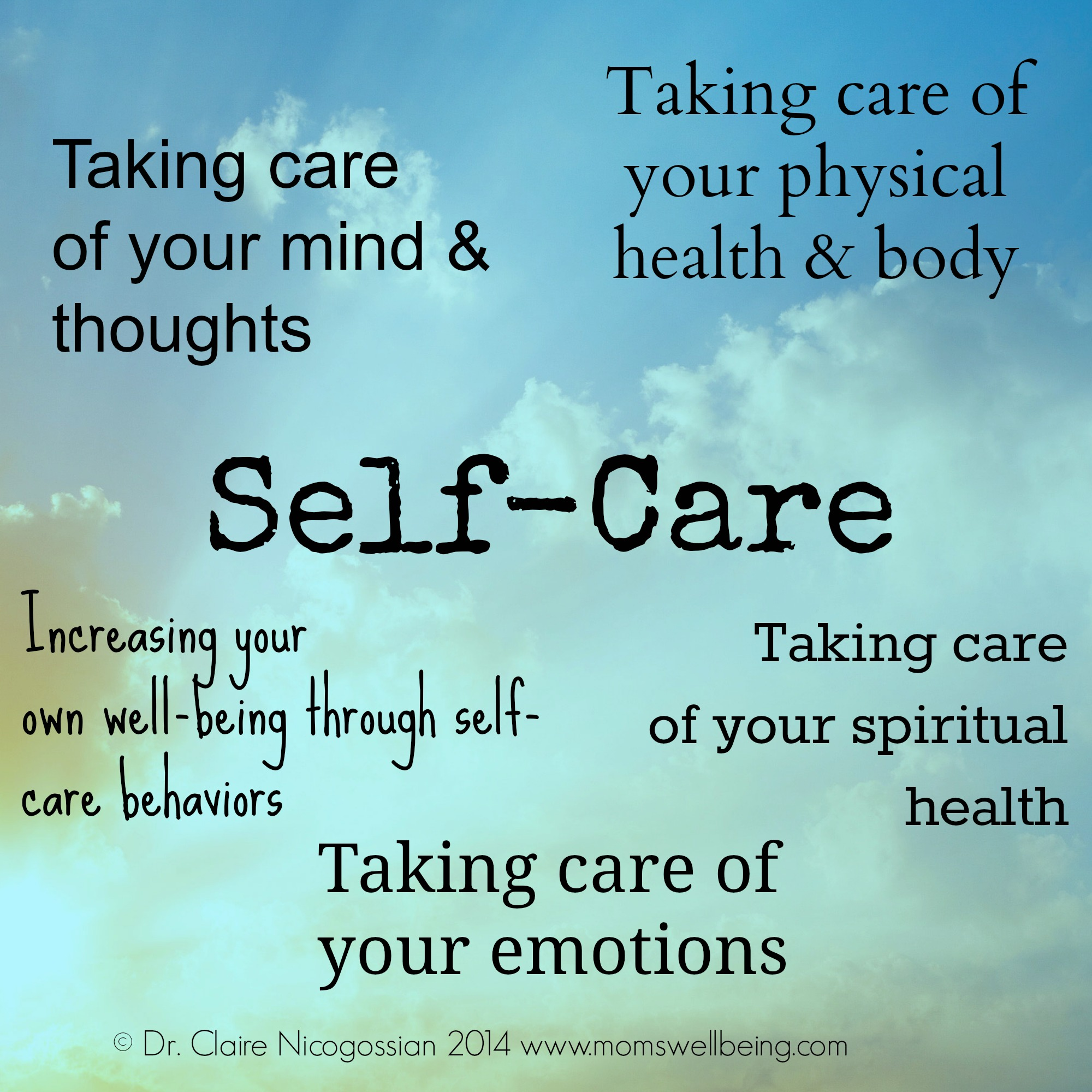 Part 2 How To Increase Self Care In Your Life Mom S Well Being