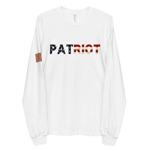 PATRIOT Unisex Long Sleeve T-Shirt