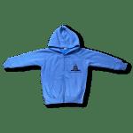 Gadsden Fleece Zip-Up Youth Hoodie