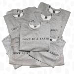 Don't Be A Karen Fleece Pullover