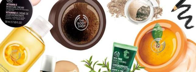 The Body Shop -- Free Shipping + Buy 3, Get 3 Free