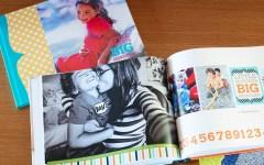 Shutterfly photo book
