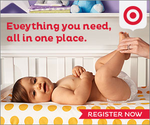 Create Your Baby Registry at Target & Get a Free Gift ($50 value)